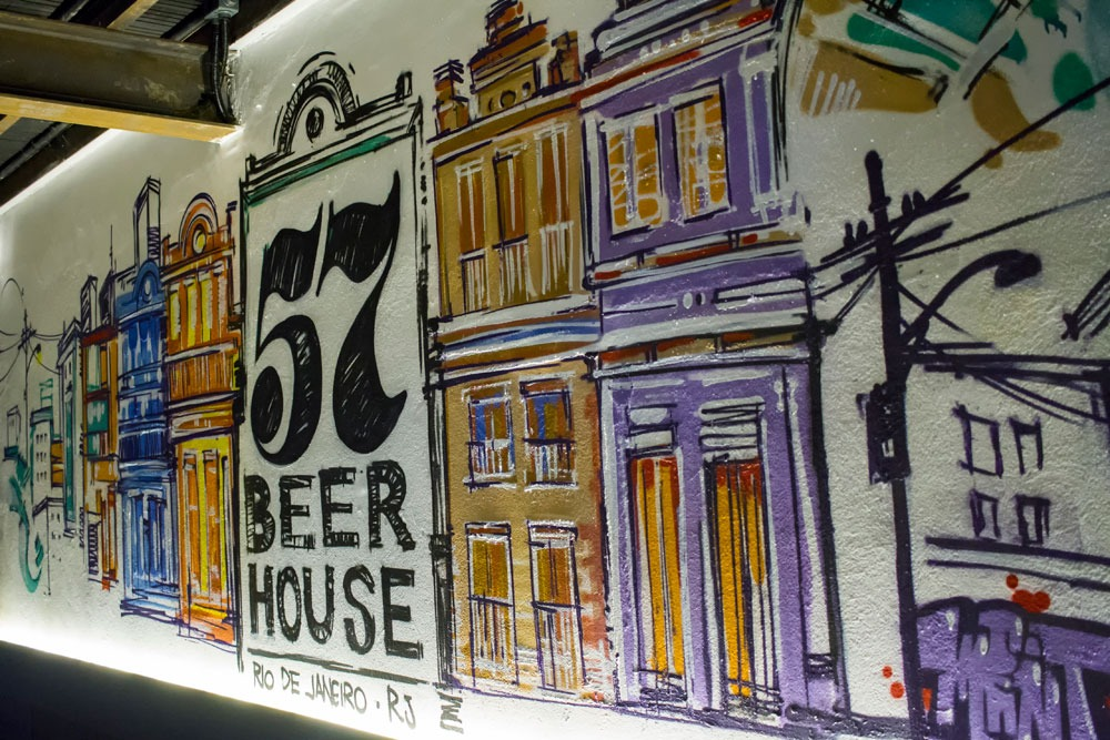 Marcelo Ment para Beer House 57