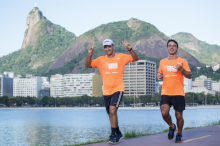 Runners Club e Bossa Nova Mall